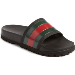 c67e82151c1a グッチ GUCCI メンズ サンダル シューズ・靴 'Pursuit Treck' Slide Sandal