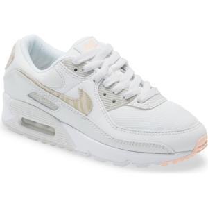ナイキ NIKE レディース スニーカー エアマックス 90 シューズ・靴 Air Max 90 Se Sneaker Summit White/Summit White|ef-3