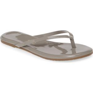 ティキーズ TKEES レディース ビーチサンダル シューズ・靴 'Glosses' Flip Flop Sweet Smoke|ef-3