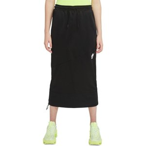 ナイキ NIKE レディース スカート Sportswear Nsw Skirt Black/White|ef-3
