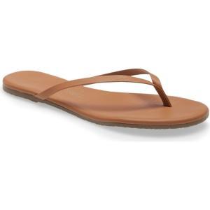 ティキーズ TKEES レディース ビーチサンダル シューズ・靴 Foundations Matte Flip Flop Au Naturale|ef-3