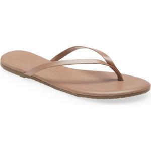 ティキーズ TKEES レディース ビーチサンダル シューズ・靴 Foundations Shimmer Flip Flop Beach Bum|ef-3