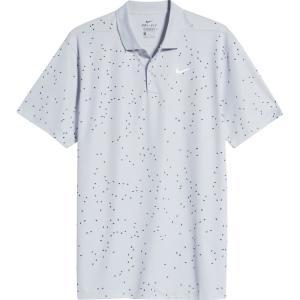 ナイキ NIKE GOLF メンズ ゴルフ ドライフィット ポロシャツ トップス Dri-Fit Victory Polo Sky Grey/White|ef-3