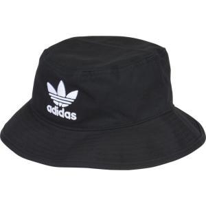 アディダス ADIDAS ORIGINALS レディース ハット バケットハット 帽子 bucket hat ac Black ef-3