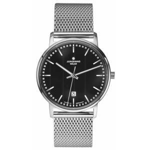 ユンハンス メンズ 腕時計 Junghans Milano Solar|ef-3