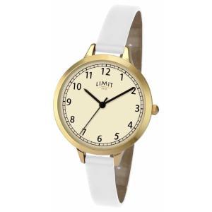 リミット Limit レディース アクセサリー 腕時計 Limit white classic|ef-3