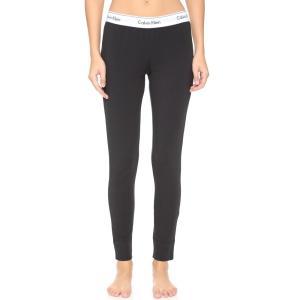 カルバン クライン アンダーウェア Calvin Klein Underwear レディース パジャマ・ボトムのみ インナー Modern Pajama Pants Black|ef-3