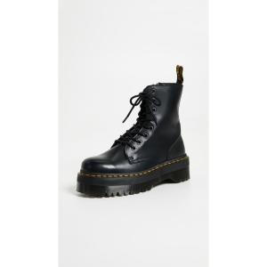 ドクターマーチン レディース ブーツ シューズ・靴 Jadon 8 Eye Boots Black|ef-3
