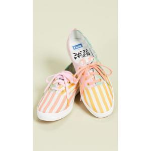 ケッズ Keds レディース スニーカー シューズ・靴 x Dusen Dusen Champion Stripe Sneakers Multi|ef-3