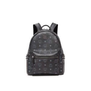エム シー エム MCM レディース バックパック・リュック バッグ Small Backpack Black ef-3
