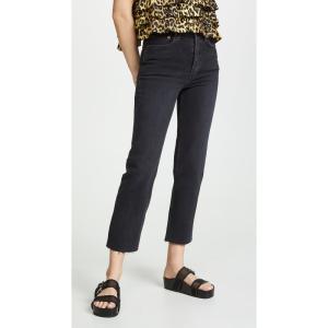 リダン RE/DONE レディース ジーンズ・デニム ボトムス・パンツ High Rise Stovepipe Jeans Faded Black|ef-3