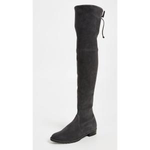 スチュアート ワイツマン Stuart Weitzman レディース ブーツ シューズ・靴 Lowland Over The Knee Boots Asphalt|ef-3