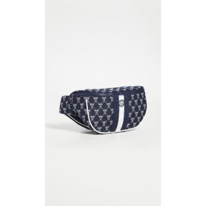 トリー バーチ Tory Sport レディース ボディバッグ・ウエストポーチ バッグ Vintage Sport Belt Bag Net Tory Navy|ef-3