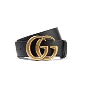 グッチ レディース ベルト Leather belt|ef-3