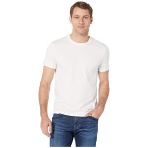 カルバンクライン Calvin Klein メンズ Tシャツ トップス The Jersey Tee Standard White|ef-3