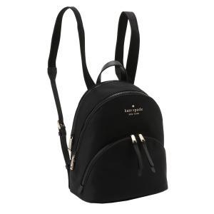 【即納】ケイト スペード Kate Spade レディース バックパック・リュック バッグ Karissa Nylon Medium Backpack Wkru6586 Black カリッサ ナイロン ミディアム|ef-3