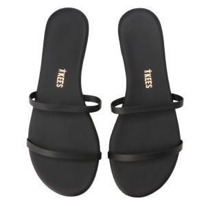 【即納】ティキーズ Tkees レディース サンダル・ミュール シューズ・靴 GEMMA SABLE ビーサン フラット ジェマ ビーチサンダル|ef-3