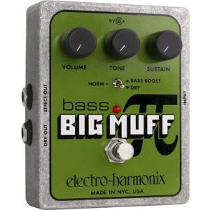 Electr-Harmonix Bass Big Muff ビッグマフ ファズ 並行輸入品