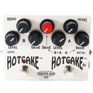 Crowther Audio Double Hotcake|クラウザーオーディオ|ホットケーキ|オーバードライブ|並行輸入品|effectermania