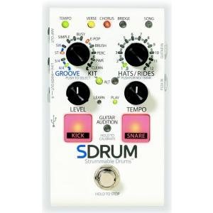 DigiTech SDRUM|デジテック|Strummable Drums|並行輸入品|effectermania