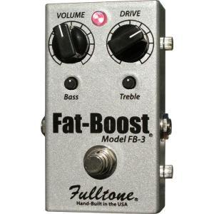 Fulltone Fat-Boost 3|フルトーン|FB-3|並行輸入品|effectermania