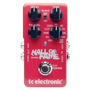 t.c.electronic Hall Of Fame Reverb|並行輸入品