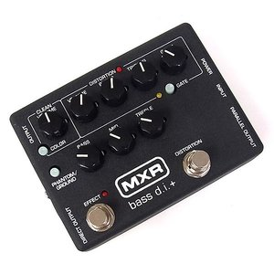 MXR M80 Bass D.I.+ |ベース用ダイレクトボックス|並行輸入品|effectermania