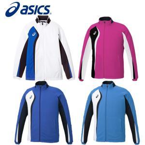 【特徴】 アシックスのジュニアトレーニングジャケット。 吸汗速乾に優れたドライタッチ、消臭効果のある...