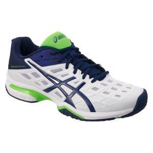 シューズ メンズ レディース テニス ASICS(アシックス) TLL770 プレステージ ライト OC テニスシューズ オムニ クレーコート フィット性|effective-sports