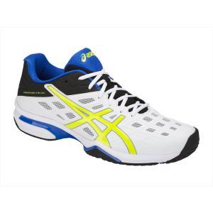 シューズ メンズ レディース テニス ASICS(アシックス) TLL771 PRESTIGELYTE(R) OC-wide テニスシューズ オムニクレーコート|effective-sports