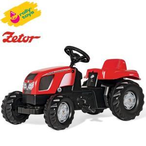 ローリートイズ 足こぎトラクター ZETOR KID RT012152 組立要 Rolly toys 足けり 乗用玩具 乗り物 子ども プレゼント ギフト T志 代引不可 efiluz