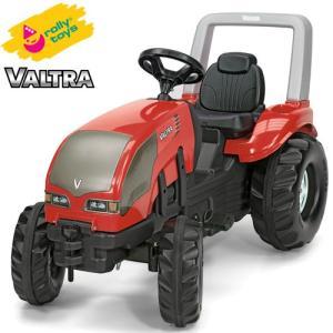 ローリートイズ 足こぎ大型トラクター VALTRA X-trac RT036882 組立要 Rolly toys 足けり 乗用玩具 乗り物 子ども プレゼント ギフト T志 代引不可 efiluz