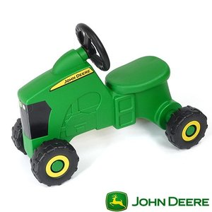 John Deere ジョンディア 足けりトラクター TOMY TBEK35189 組立要 足けり 乗用玩具 乗り物 子ども プレゼント ギフト T志 代引不可 efiluz