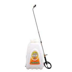 リチウム桃太郎 FBS-Li15 バッテリー除草剤専用散布機 みのる産業 シBD|efiluz