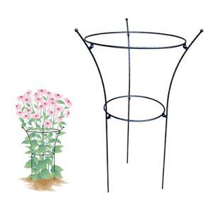 プラントサポート 小 組立て式 No.420 日本製 GREENGARDEN 花ささえ 園芸 支柱 ガーデニング 小KD|efiluz