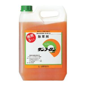 除草剤 サンフーロン 5L 除草 雑草 抑制 グリホサート系 日BDPZZ|efiluz