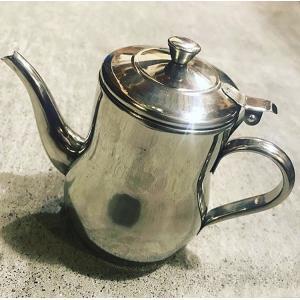 ステンレス stainless ステンレスポット stainlesspot kettle ケトル|efim