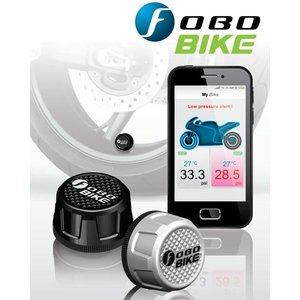 FOBO Bike Silver egadget-online