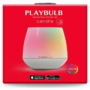 Mipow PLAYBULB CANDLE 3個セット|egadget-online