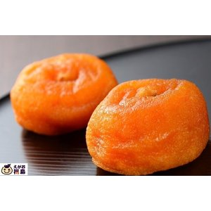 会津北御山産 みしらず あんぽ柿 12個詰合せ ご贈答用 無添加 砂糖不使用  ふくしまプライド。体感キャンペーン|egao-fukushima