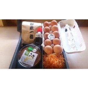 卵かけご飯専用 卵入り たまごかけごはんセット|egao-fukushima