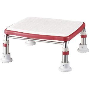 アロン化成 安寿 ステンレス製浴槽台Rジャストソフトクッションタイプ20-30