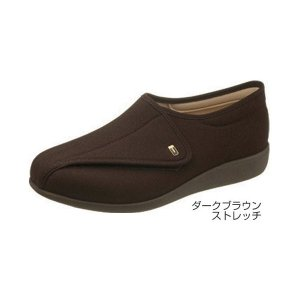 快歩主義M900(足囲4E)/ダークブラウンストレッチ 24.0cm(アサヒシューズ)|egao-ichiba