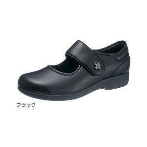 快歩主義L129(足囲3E)/ブラック 22.0cm(アサヒシューズ)|egao-ichiba