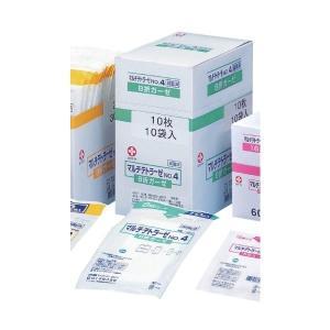必要な時に必要な分だけ使用できる少量単位の滅菌ガーゼです。  ●滅菌バッグとケースをガーゼの折り方ご...