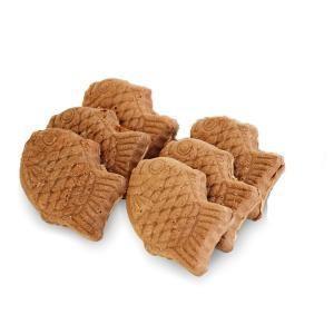 ママのやさしさ ミニたい焼き ココア  小麦不使用 乳不使用 卵不使用 アレルギー対応食品