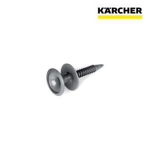 ケルヒャー業務用 プラグ(スポンジフィルター固定用ピン)(KM70/20C用)(6.385-997)|egaonmo