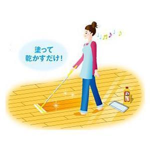 リンレイ  オールワックスワイパー取り替えシート5枚入 (掃除用品 清掃用品 ワックス)|egaonmo|02