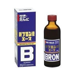 (第(2)類医薬品)新ブロン液エース ( 120mL )/ ブロン