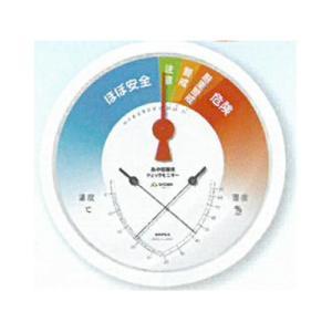 熱中症注意目安付き温度湿度計 Type14 TB3104...